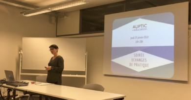 ORIF 2018 - AUPTIC